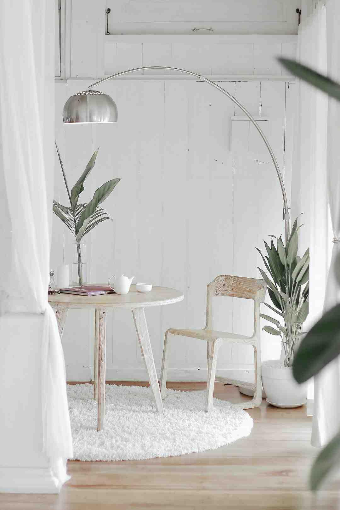 Salon de jardin palette